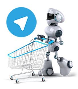 ربات فروشگاه تلگرامی تراشاپ